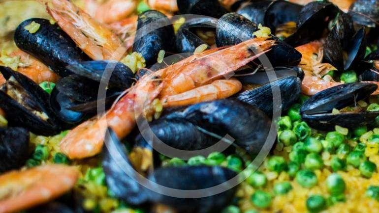 Big Shrimp Platter