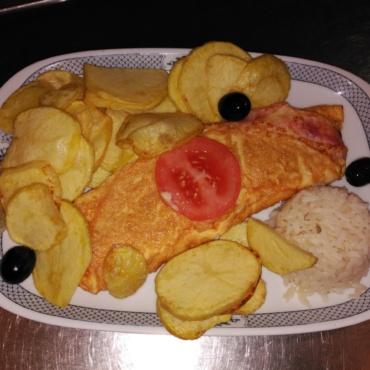 Omeleta Simples
